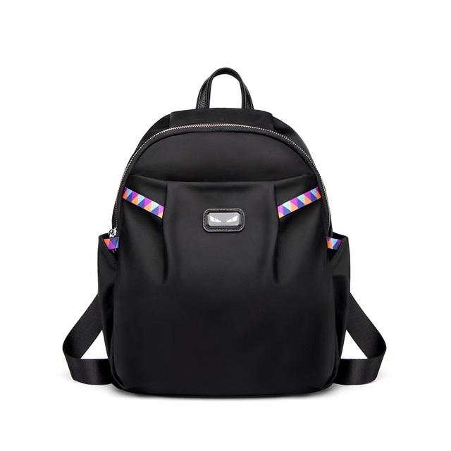 ZOOLER Luxury Oxford Backpacks Women Soft Real Quality Backpack for Girls Black Fashion Female Designer Backpack#jx200