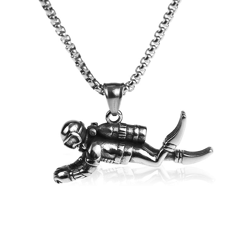 El rey cadena 6 mm tanques cadena collar pulsera joyas de acero inoxidable 16-80 cm