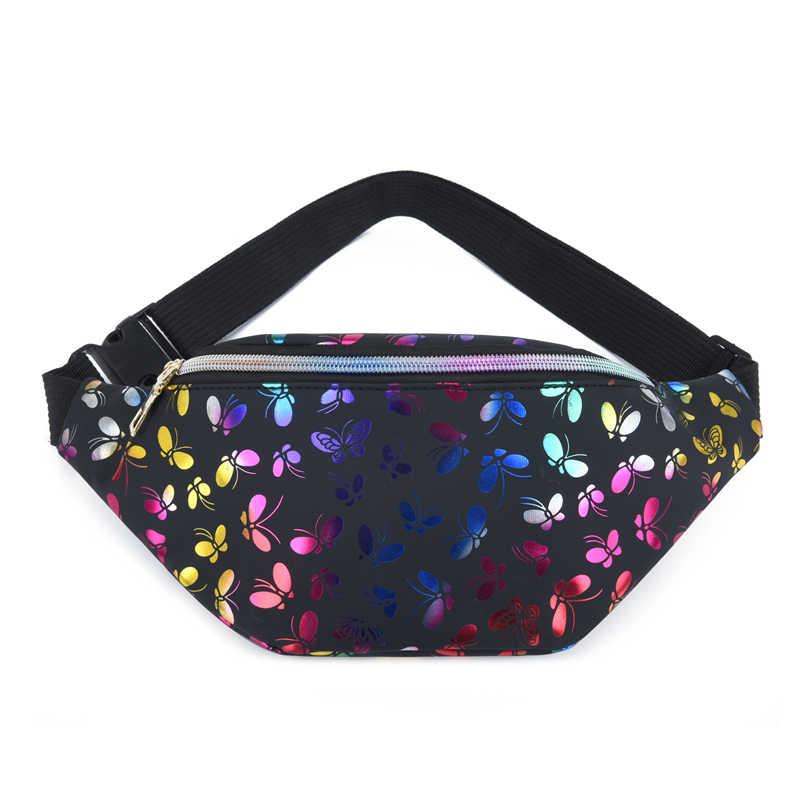 Vrouwen Rits Pu Leer Waterdicht Belt Bag Pouch Taille Verpakking Vrouwelijke Fanny Zak Running Streetwear Pocket