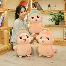 New 25-50cm Kawaii Soft Hedgehog Plush Toys High Quality Stuffed Animal Doll Home Decoration Gift for Kids Girls Xtmas Present