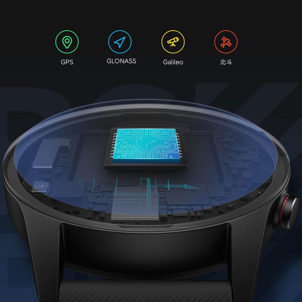 Новые цветные часы Xiaomi, модная спортивная версия, GPS, NFC, браслет, наручные часы, спортивные, Bluetooth, фитнес, пульсометр, трекер-4