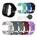 Para boning POLAR V800 Smart Watch correa de silicona suave de repuesto para boning POLAR V800 pulsera correa de muñeca