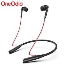 Oneodio A16 Neckband Drahtlose Kopfhörer Bluetooth 5,0 Sport Kopfhörer IPX5 Wasserdicht Wireless Headset Mit Mikrofon Ohrhörer