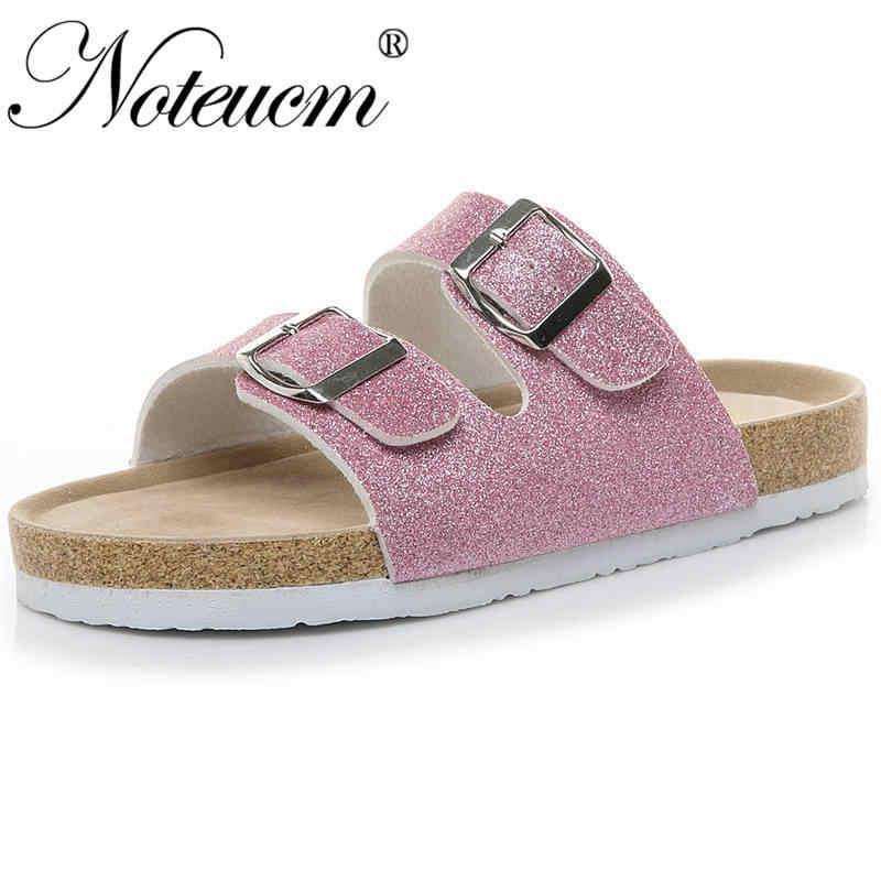 Mantar pullu platformu yaz kadın tong kaymak dame ev yatak odası plaj terliği düz ayakkabı slayt kadınlar chaussure femme ete chalas