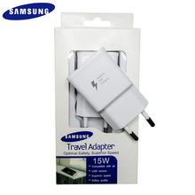 Samsung Galaxy Fast Charger Wall Adapter Fast Charge Type C Cable For Galaxy A30 A40 A50 A60 A70 S8 S9 Plus note 8 9 original samsung 25w fast charge wall charger ep ta800 for samsung galaxy note10 note10 plus s10 5g a60 a70 a80 25w fast charge