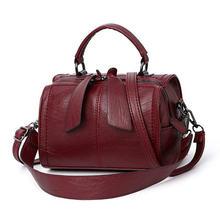 Новые Элегантные сумки через плечо модные женские в европейском