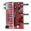 Tda7377 цифровой аудио усилитель доска 40Wx2 двухканальный стерео усилитель для автомобиля Diy динамик Dc12V E5-005
