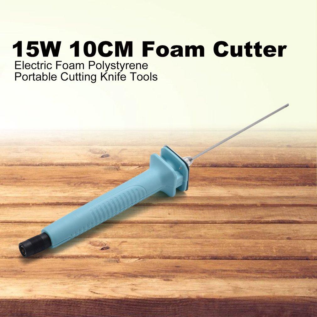 Professionelle Schaum Cutter 15 W 10 CM Elektrische Schaum Polystyrol Schneiden Maschine Stift Tragbare Styropor Schneiden Messer Werkzeuge UK Stecker