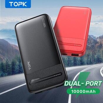 TOPK I1016 внешний аккумулятор 10000 мАч 6