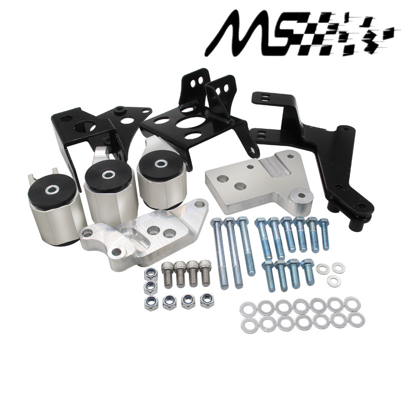 Hochwertige 70A K-Serie MOTORHALTERUNGEN Für HONDA CIVIC 96-00 EK Chassis EKK2 DOHC Motor