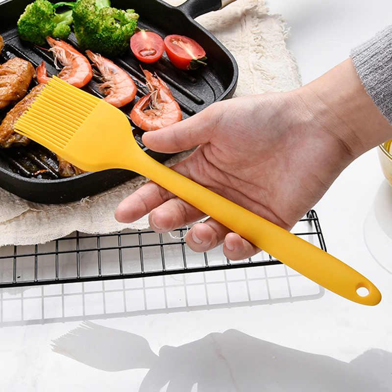 Pegangan Silikon Dapur Set Non Stick Pan Silikon Alat Khusus Tahan Suhu Tinggi Spatula Stir-Frying Sendok Sendok