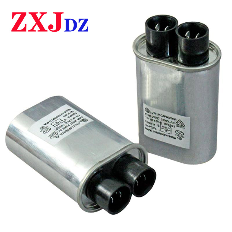 1.05UF 2100V Microwave High Voltage Capacitor High Voltage Capacitor Small Size