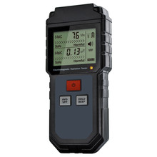 Electromagnetic Field Radiation Detector Meter Handheld Mini Digital Dosimeter LCD Measurement Computer Phone