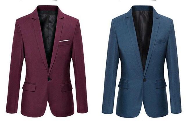 Ανδρικό σακάκι μπλέηζερ Σακάκια Ρούχα MSOW