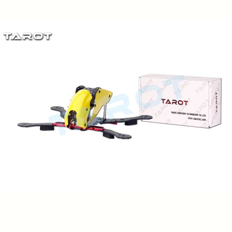 Tarot 330 Robocat 4 Axis Fiber Glass Quadcopter Frame TL330A For RC DIY Multicopter Drones FPV 50% OFF