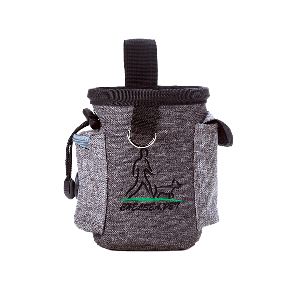 dog supplies Snack Bait Dog Outdoor Portable Training Snack Bag Pet Supplies Strong Wear Resistance  dog bell  dog collars-5