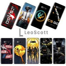 Counter Strike CS GO Black TPU Soft Rubber Phone Cover For Samsung Galaxy S5 S6 S7 S8 S9 S10 S10e S20 edge plus lite lavaza counter strike cs and pubg silicone case for samsung s6 edge s7 s8 plus s9 s10 s10e note 8 9 10 m10 m20 m30 m40