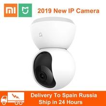 Xiaomi Mijia 1080P caméra intelligente caméra IP Webcam moniteur caméscope 360 Angle WIFI sans fil Vision nocturne pour mi Smart Home APP