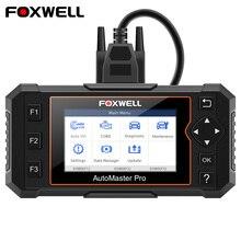 Foxwell NT624 Elite OBD2เครื่องสแกนเนอร์ Professional ระบบรหัส EPB รีเซ็ตน้ำมัน ODB OBD 2เครื่องมือวินิจฉัยรถยนต์