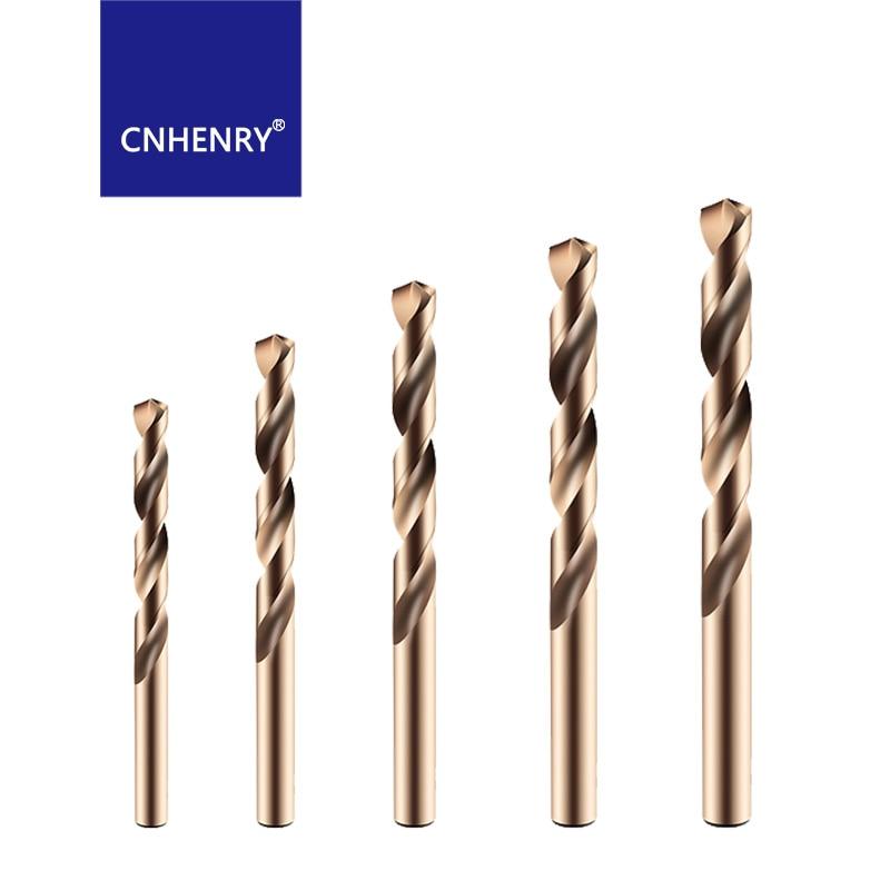 0 5mm 16mm M35 Cobalt Twist Drill Set Hss Straight Shank Drill Bit For Stainless Steel Metal Drilling Bits Reamer Tools Drill Bits Aliexpress