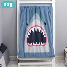 Get more info on the AAG Baby Blanket Baby Shark Bath Swaddle Wrap Newborn Diapers Cocoon Envelope for Discharge Receiving Blankets for Newborns