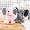 Оригиналы Choo, 25 см, экспресс, Детский слон, плюшевая игрушка, мягкие животные, успокаивающие куклы, детский подарок на день рождения, дешевая ...