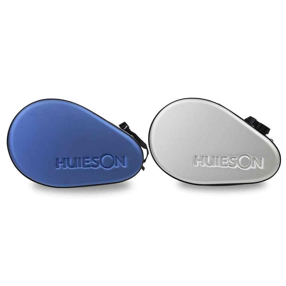 Huieson Sacchetto Della Cassa Dura Protettiva di Racchetta da Ping Pong Ping Pong Bat Dipad Copertura Impermeabile Sport di Racchetta Tennis da Tavolo Forniture