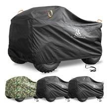 X Autohaux – housse de protection imperméable pour moto, 3 styles, pour vélo de plage, Quad, ATV, Scooter, M, L, XL, XXL, XXXL