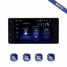Android 10 Autoradio 2 Din Radio Voor Mitsubishi Lancer Outlander Pajero Asx Triton Multimedia Swc Rockford Versterker