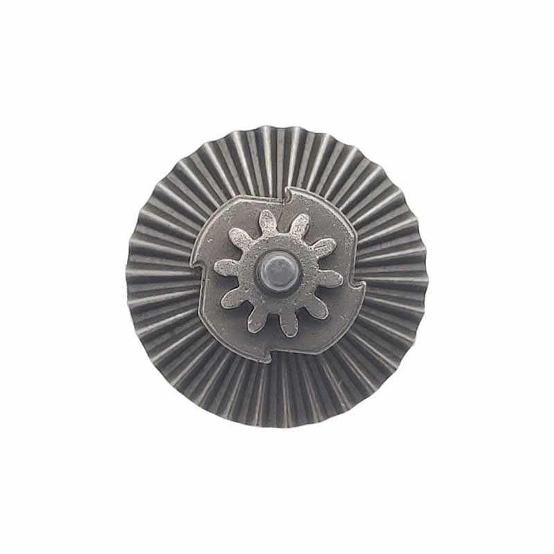 Цельнометаллическая Шестерня X Jinming 8/9/10/11 M4A1 SCAR V2 vector v2 MP7, улучшенная металлическая шестерня, 9 деталей