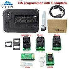 Программатор XGecu T56, 56 контактов, поддержка 20000 + микросхем для адаптеров PIC/NAND Flash/EMMC TSOP48/TSOP56/BGA + 5