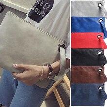 Women Lady Fashion Clutch Bag Zipper Envelope Purse Handbag