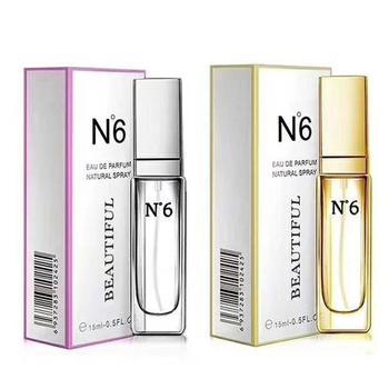 15ml 2 kolory perfumy perfumy męskie dla kobiet perfumy do przenoszenia próbki perfum 15ml tanie i dobre opinie BREYLEE Kadzidło narzędzia Olejek