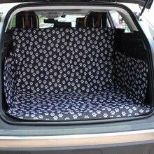 Подстилка для домашних животных, защитный коврик для багажника, для переноски кошек и собак