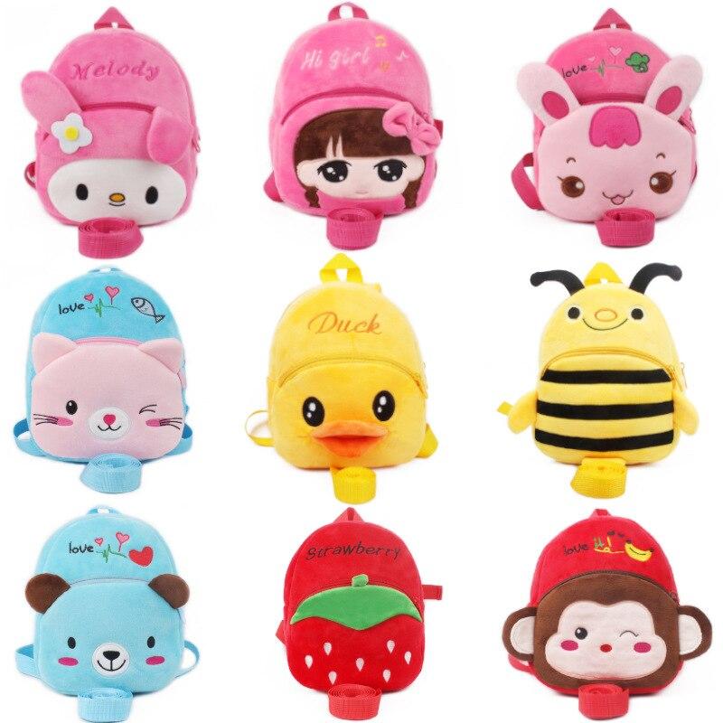 Kids Cute 3D Animal Children Backpacks Brand Design Girl Boy Backpack Toddler Kids Neoprene School Bags Kindergarten Cartoon Bag