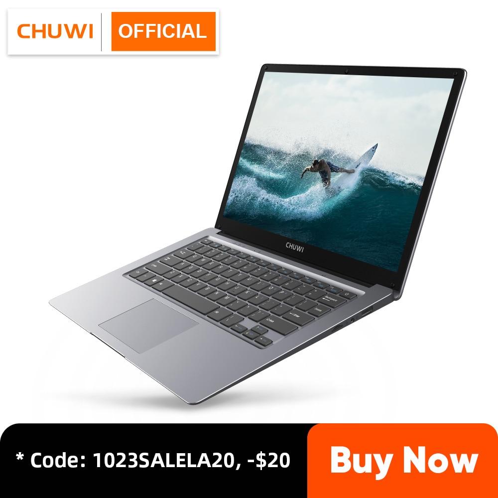 2020 NEW ARRIVAL CHUWI HeroBook Pro 14.1 inch 1920*1080 IPS Screen Intel N4000 Processor DDR4 8GB 256GB SSD Windows 10 Laptop Laptops  - AliExpress
