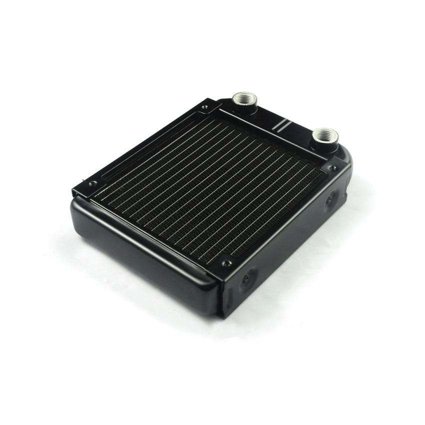 WinKool 120 мм 240 мм 360 мм алюминиевый радиатор водяного охлаждения/теплообменник для вентилятора 12 см