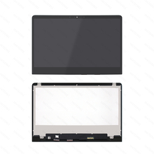 FHD LCD Touch Screen Digitizer Assembly For ASUS ZenBook Flip 14 UX461FA UX461FN UX461UA UX461UN 15 6 touch glass digitizer lens for asus zenbook flip ux560 ux560ua q503 q524u q524uq laptop