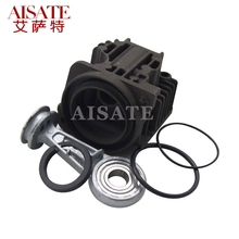 New Cylinder Head Piston Connecting Rod Ring O Rings For Audi A6 C6 Q7 BMW E53 Land Rover L322 Air Compressor Pump Repair kit 1 set air shock pump cylinder head piston ring o ring for a6 c6 q7 x5 e53 vw touareg cayenne l322 air suspension compressor kit