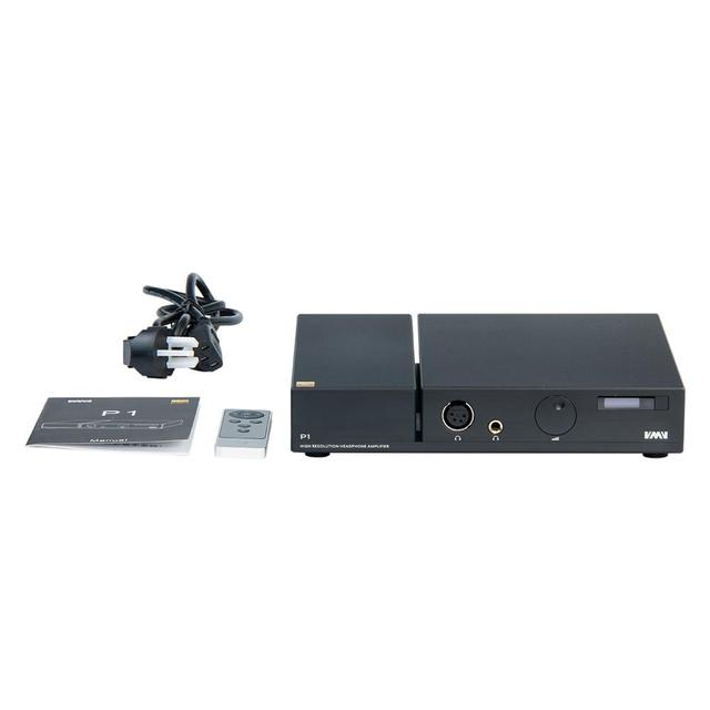 SMSL P1 Full Balanced Amplifier Can be Combined with SMSL D1 3