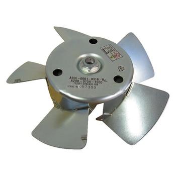 A90L-0001-0316 / R /A90L-0001-0316/F Fanuc spindle motor cooling fan new spot фото