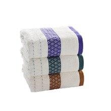 купить Towel set 1pc bath towel+2 pcs face towel Cotton towels 3 style 100% Cotton Compressed Quick-Dry Machine Washable Towel дешево