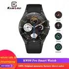 Kaimorui KW88 Pro Android 7,0 Смарт часы с камерой 1 Гб + 16 Гб Bluetooth MTK6580 3G sim карта gps WiFi умные часы для IOS Android - 1