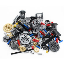 Technology Parts Bulk Gear Cross Axle Pin Lift Arms Conector Car Beam Sets Compatible with Mindstorms Building Bricks Block Toys