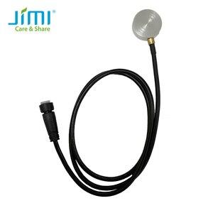Concox-Sensor de nivel de combustible ultrasónico JIMI UFS10, Sensor Digital de fácil instalación con puerto RS232