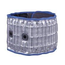 Electric Heating Waist Pad Infrared Vibration Brace Massage Therapy Massager Waist Braces Supports kiki newgain mini electric body massager vibration massager infrared heating 3 x aaa battries or usb dc 5v e28 sm001