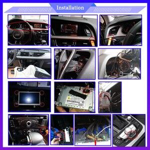 Image 5 - Ön arka görüş kamerası dekoder mercedes benz c class için W204 W205 2012 ~ % 2020 orijinal araba ekran ekran yükseltme park adaptörü