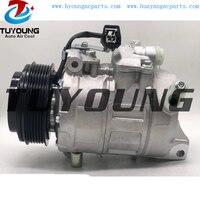 Auto ac compressor voor Ford Fusion 1.5L 1.6L 447160-5552 4472806711 DG9H19D629BB DG9H19D629BC  auto airco ac compressor