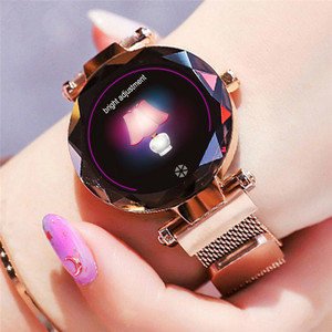Image 5 - HI18 Women Lady Smart Watch Fitness Tracker Bracelet Female Heart Rate Blood Pressure Monitor Smartwatch For Androi Phone