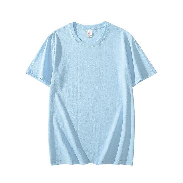 TSHIRT COLORFUL BLUE 8